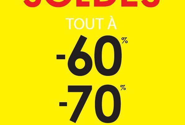 Soldes Jules Maroc 4ème Démarque Tout à -60% et -70%