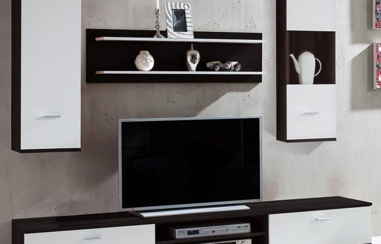 Promo Azura Home MEUBLE TV INES 188 CM 2590Dhs au lieu de 5236Dhs