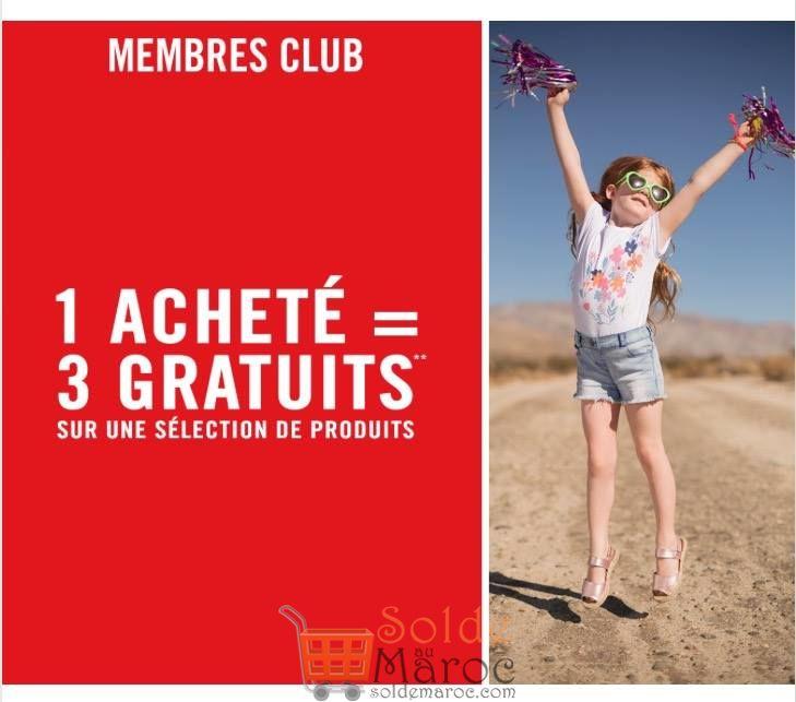 Promo Membre Orchestra Maroc 1 Acheté = 3 Gratuits