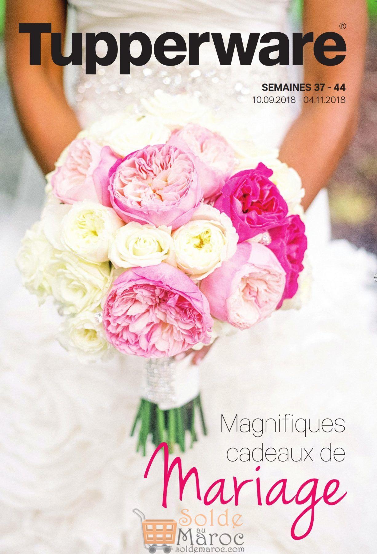 Catalogue Tupperware Maroc Cadeaux de Mariage