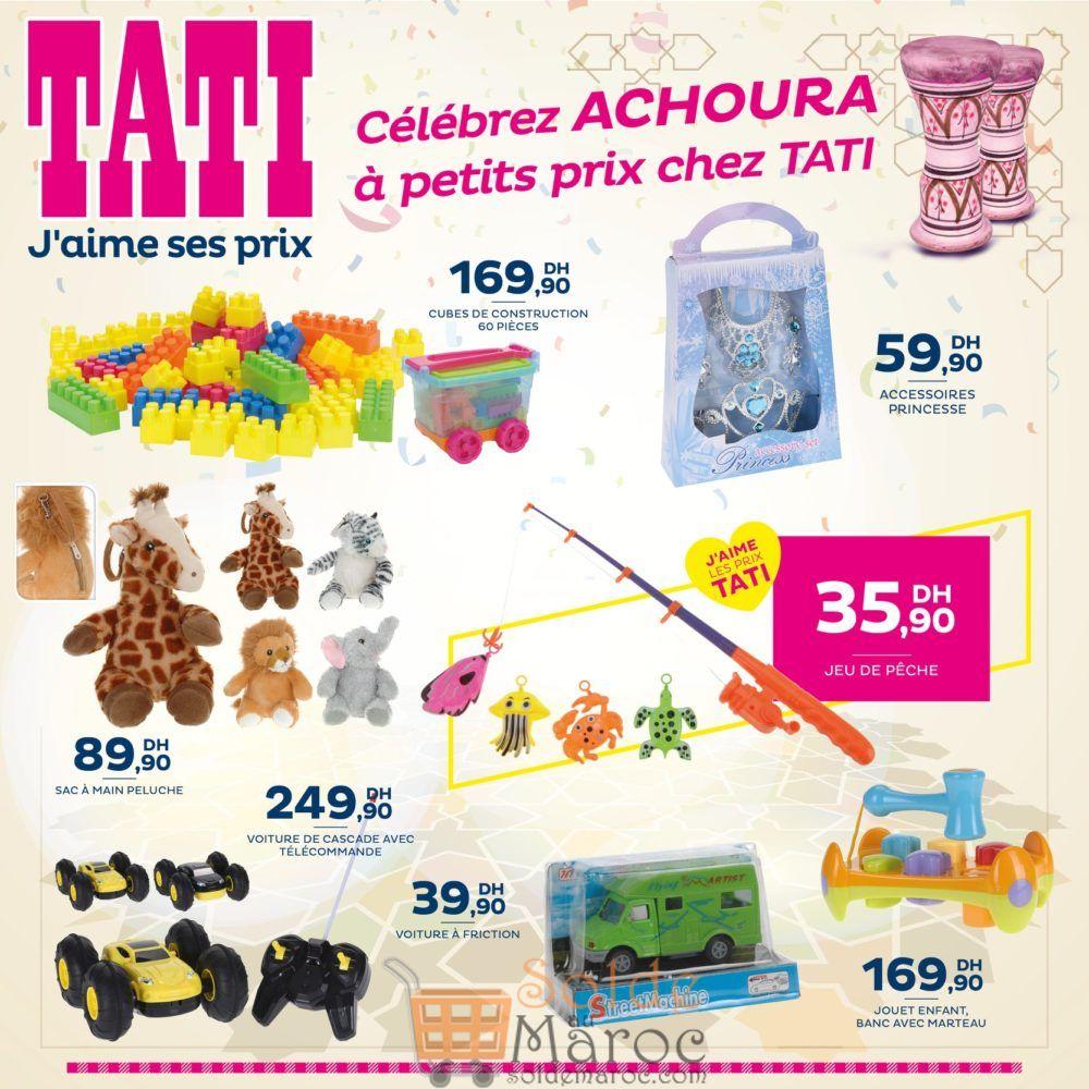 Flyer Tati Maroc Spéciale Achoura