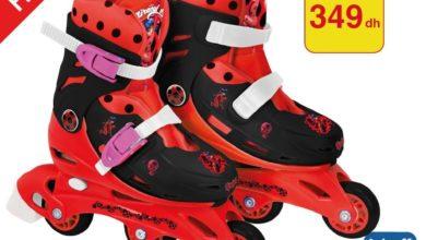 Promo Alpha55 patin à roulette 349Dhs