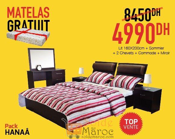Promo Yatout Home Pack Hanaa 4990Dhs au lieu de 8450Dhs