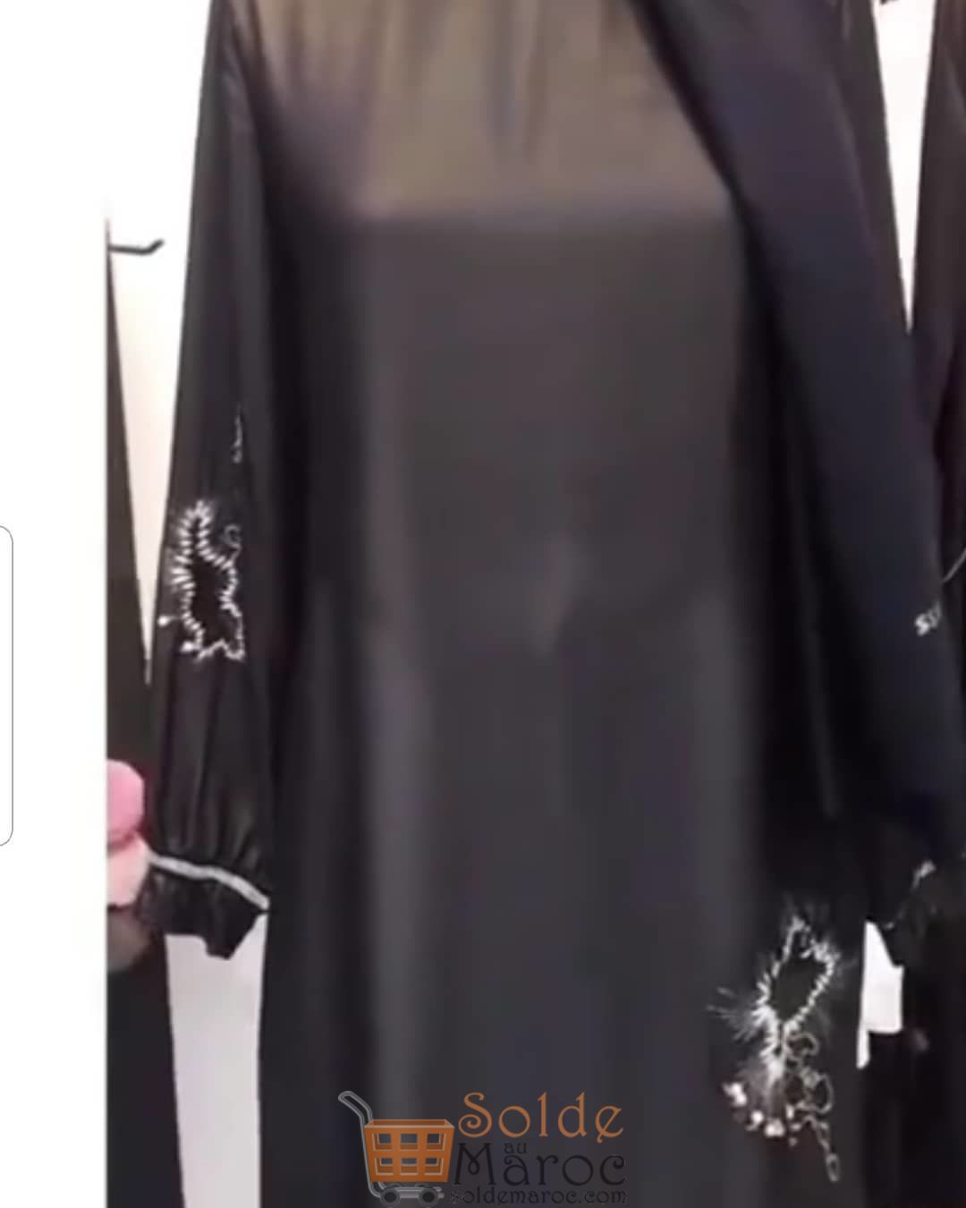 Promo Dar Hijab Jolie tunique de marque ZÜHRE 350Dhs au lieu de 600Dhs