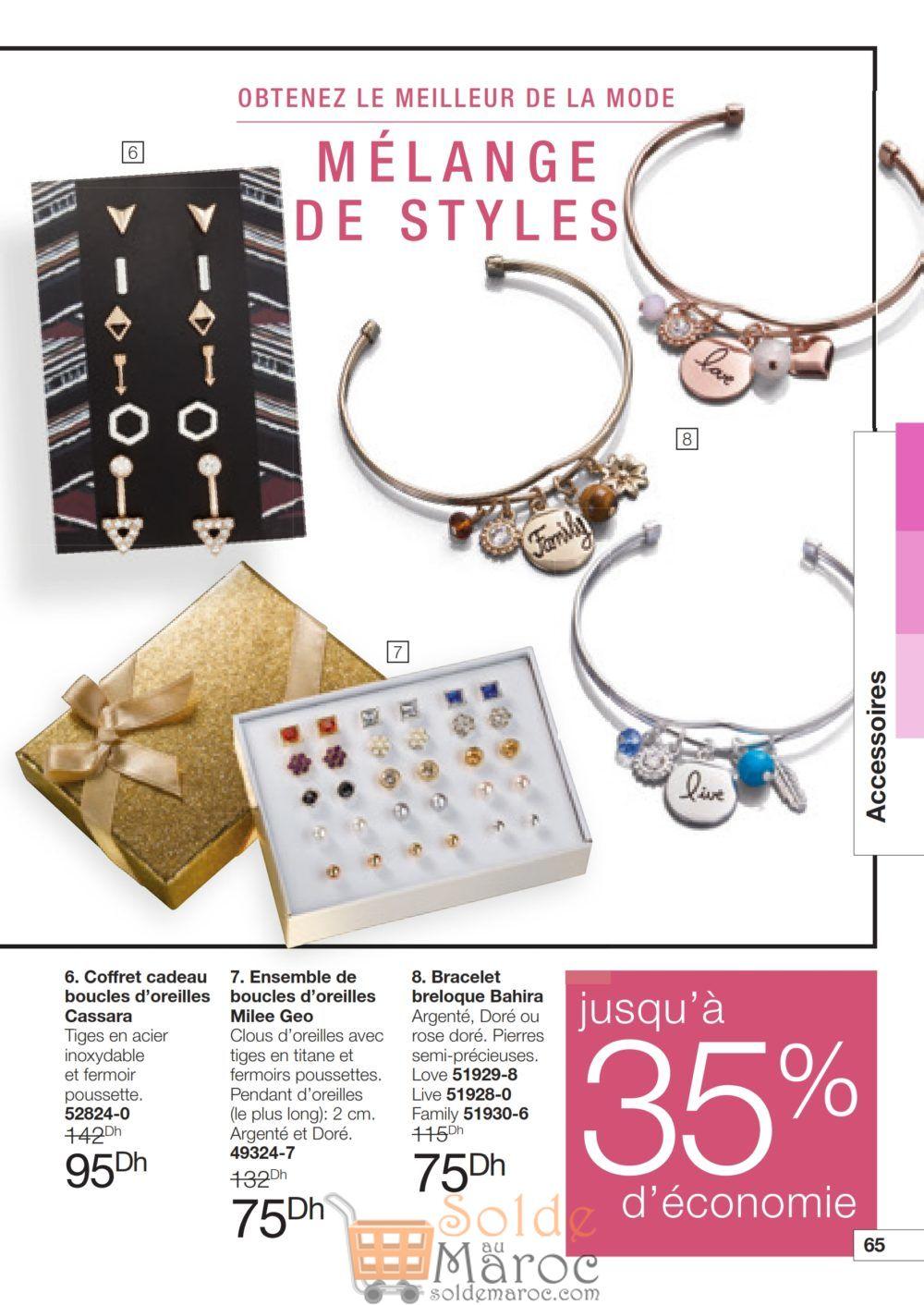 Catalogue Avon Maroc du 28 Septembre au 25 Octobre 2018
