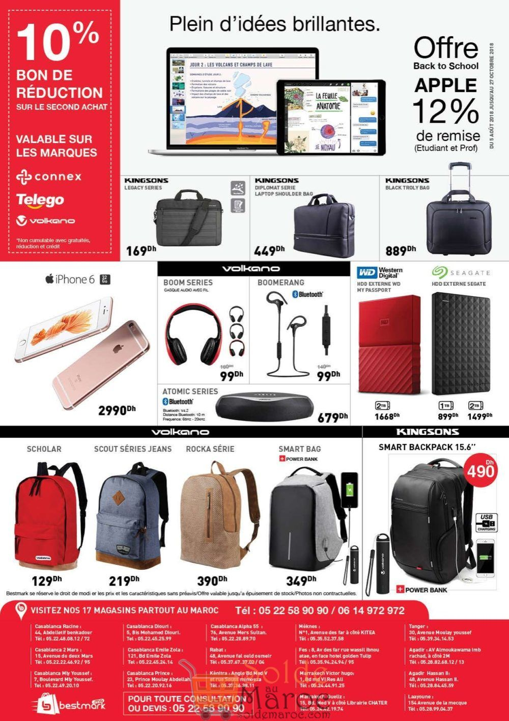 Catalogue Bestmark Back to School