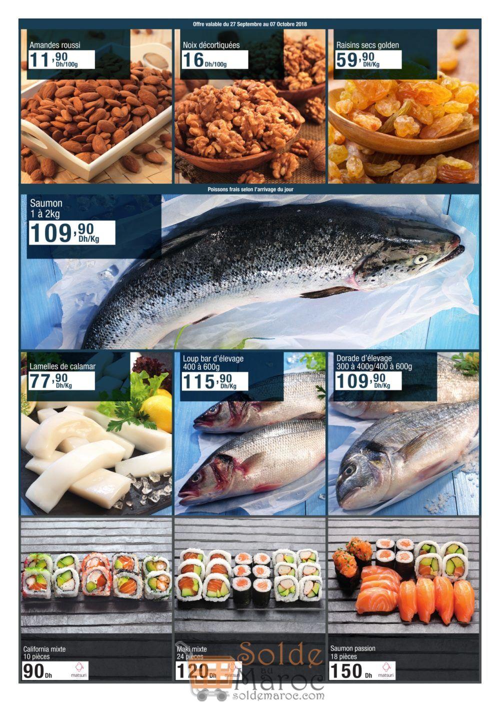 Catalogue Carrefour Gourmet Maroc du 27 Septembre au 17 Octobre 2018