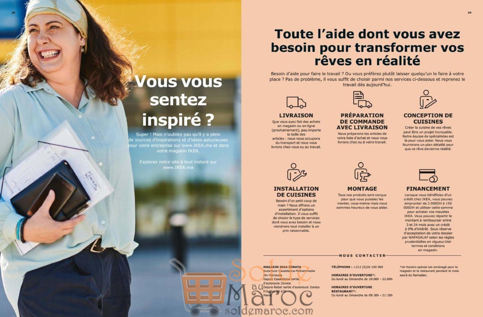 Catalogue Ikea Maroc Business 2019
