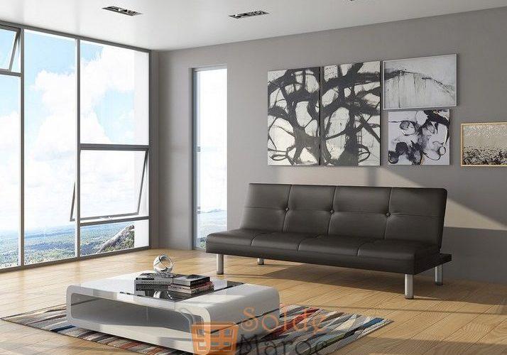 Promo Azura Home BANQUETTE CLIC CLAC TYLER 175 CM 1490Dhs au lieu de 2641Dhs