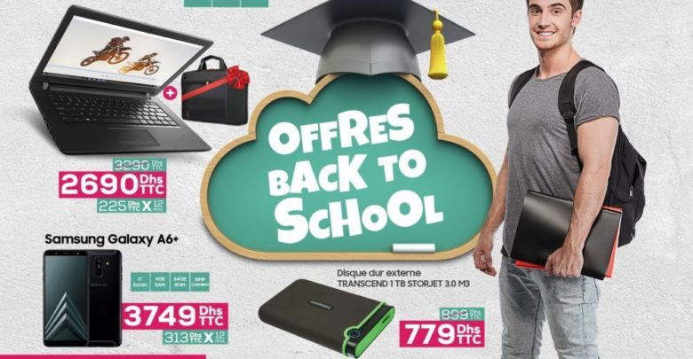 Photo of Catalogue Le Comptoir Electro Back to School du 6 au 30 Septembre 2018