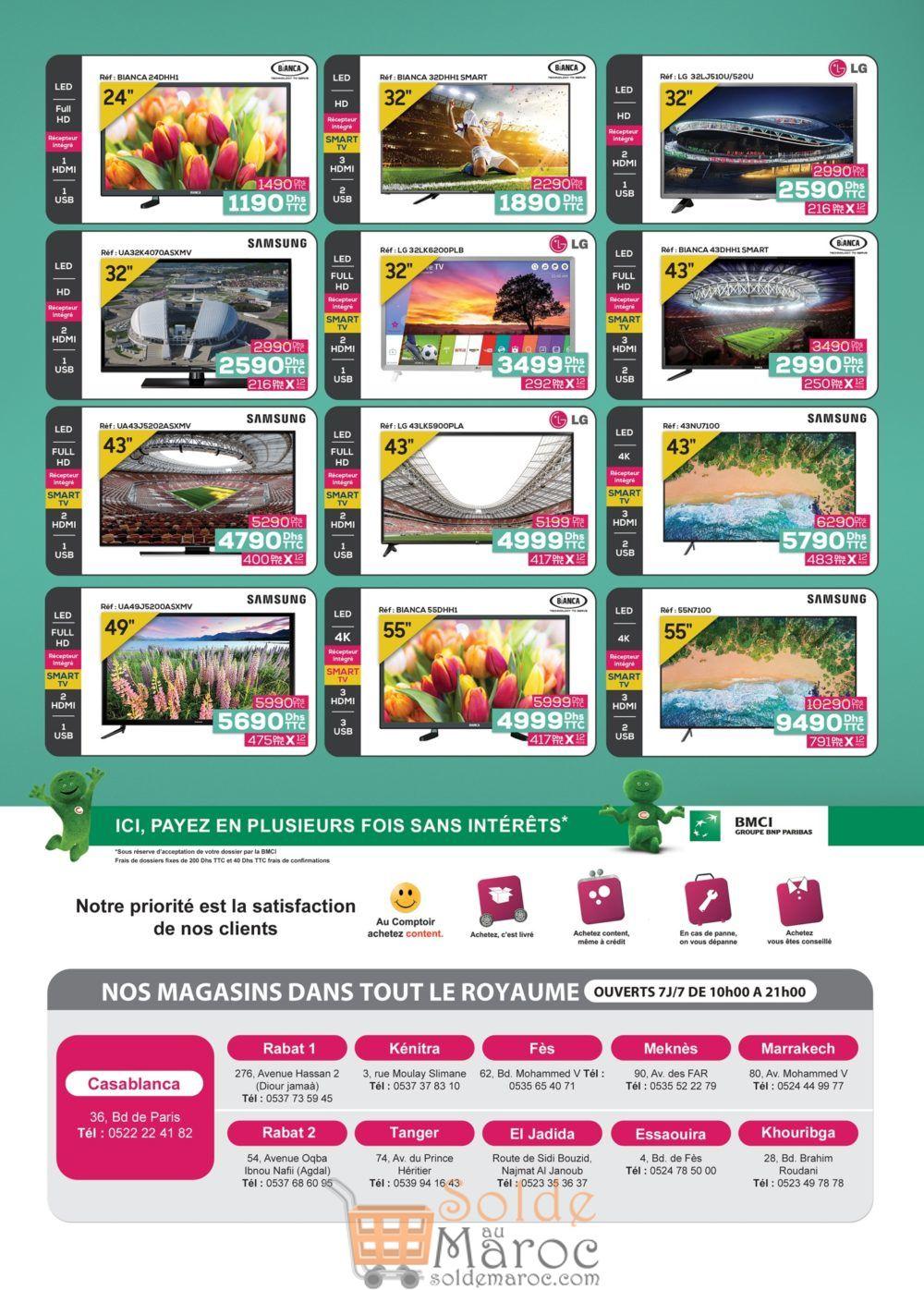 Catalogue Le Comptoir Electro Back to School du 6 au 30 Septembre 2018