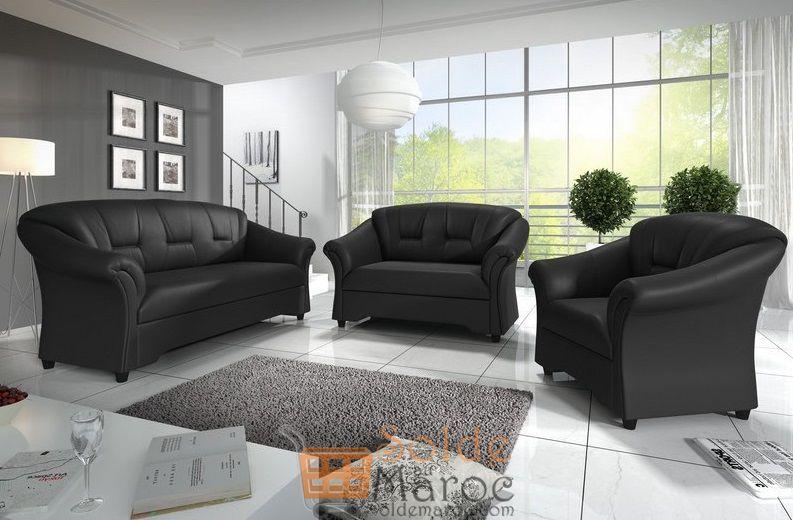 Promo Azura Home CANAPÉ 3+2+1 PLACES ALEXIA 8390Dhs au lieu de 12490Dhs