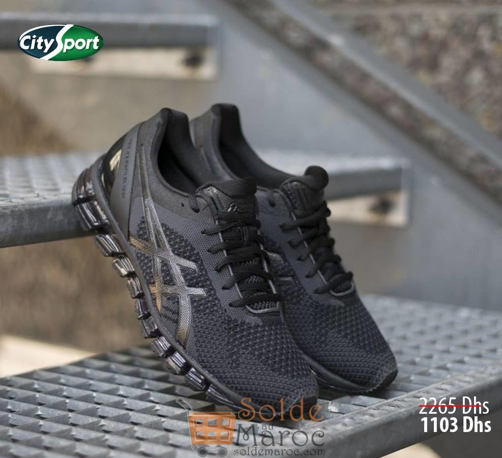 Soldes City Sport Maroc Chaussure Asics GEL-QUANTUM 360 KNIT 1103Dhs au lieu de 2265Dhs
