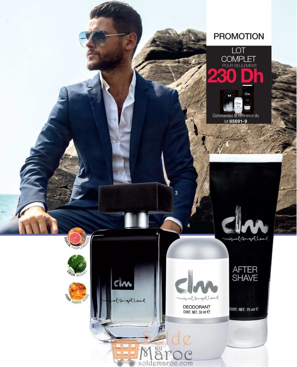 Promo Cristian Lay Maroc Pack Complet CLM 230Dhs