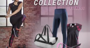 Nouvelle Collection Fitness DOMYOS chez Decathlon