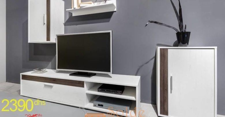 Photo of Promo Azura Home ENSEMBLE MEUBLE TV MADIO 180 CM 2390Dhs au lieu de 2845Dhs