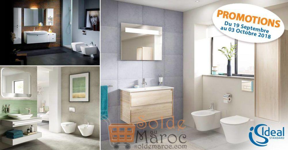 Promo Medisol Remises jusqu'à 40% sur un panel de collections de sanitaires