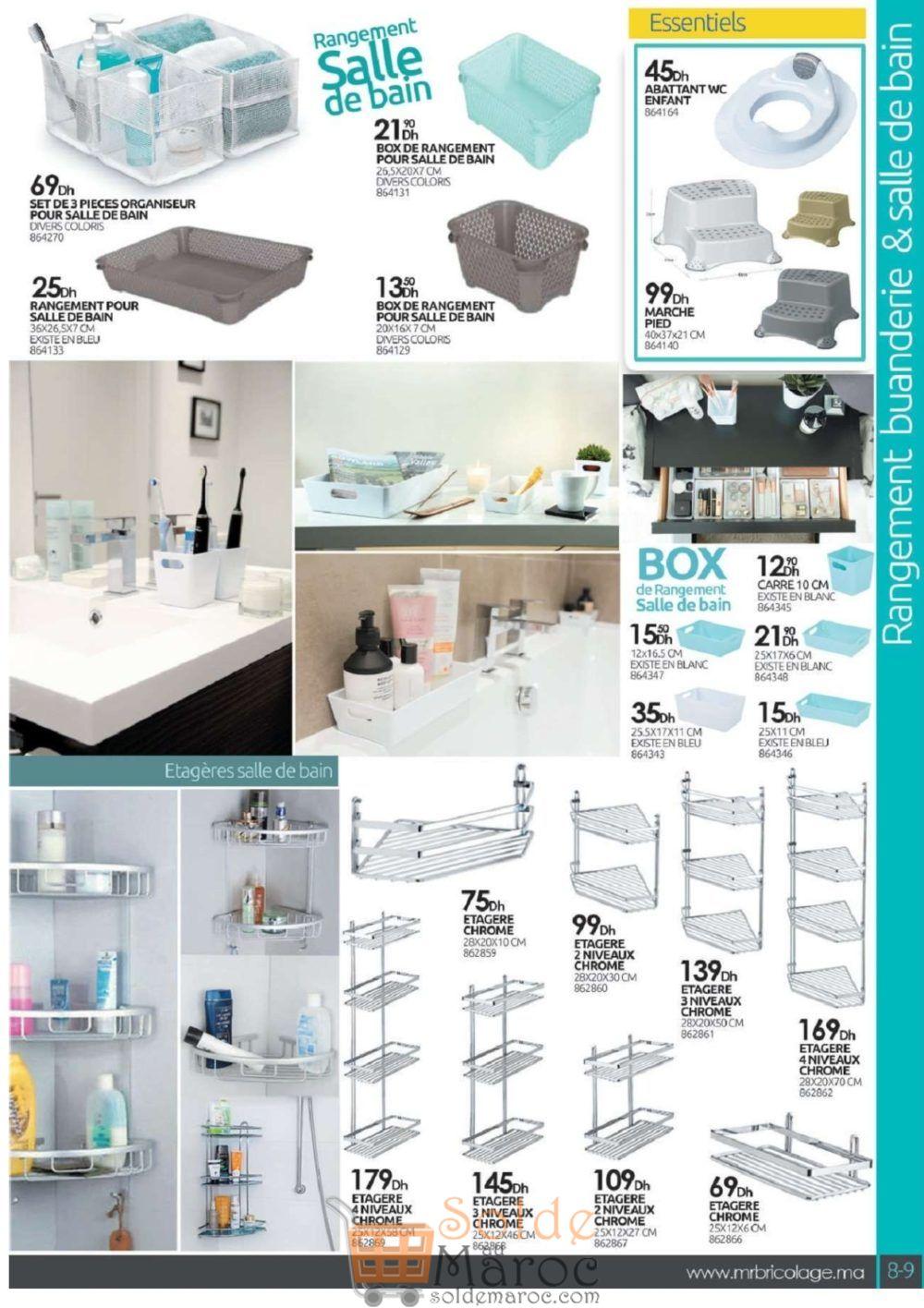 Catalogue Mr Bricolage Maroc du 15 Septembre au 12 Octobre 2018