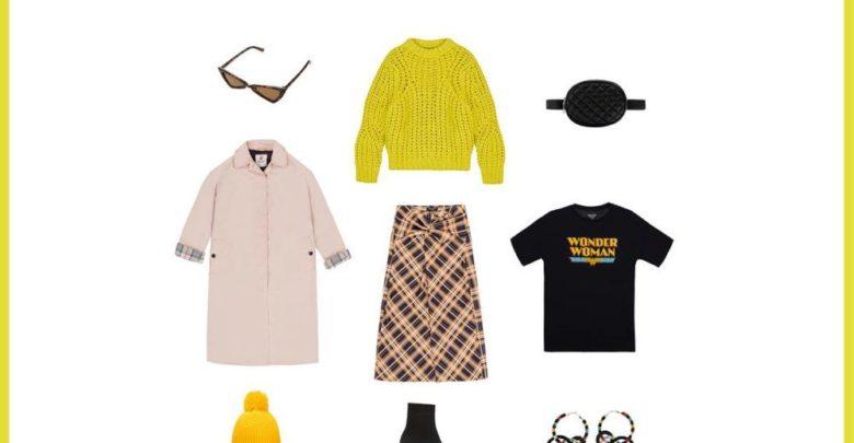 Nouvelle Collection Pull & Bear matériaux d'hiver et couleurs chaudes