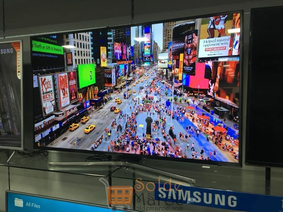 Promo Electroplus Smart TV SAMSUNG 49° 4K 6499Dhs au lieu de 7400Dhs