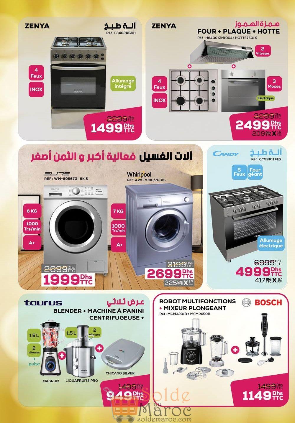 Catalogue Le Comptoir Electro Khouribga à partir du 10 Octobre 2018