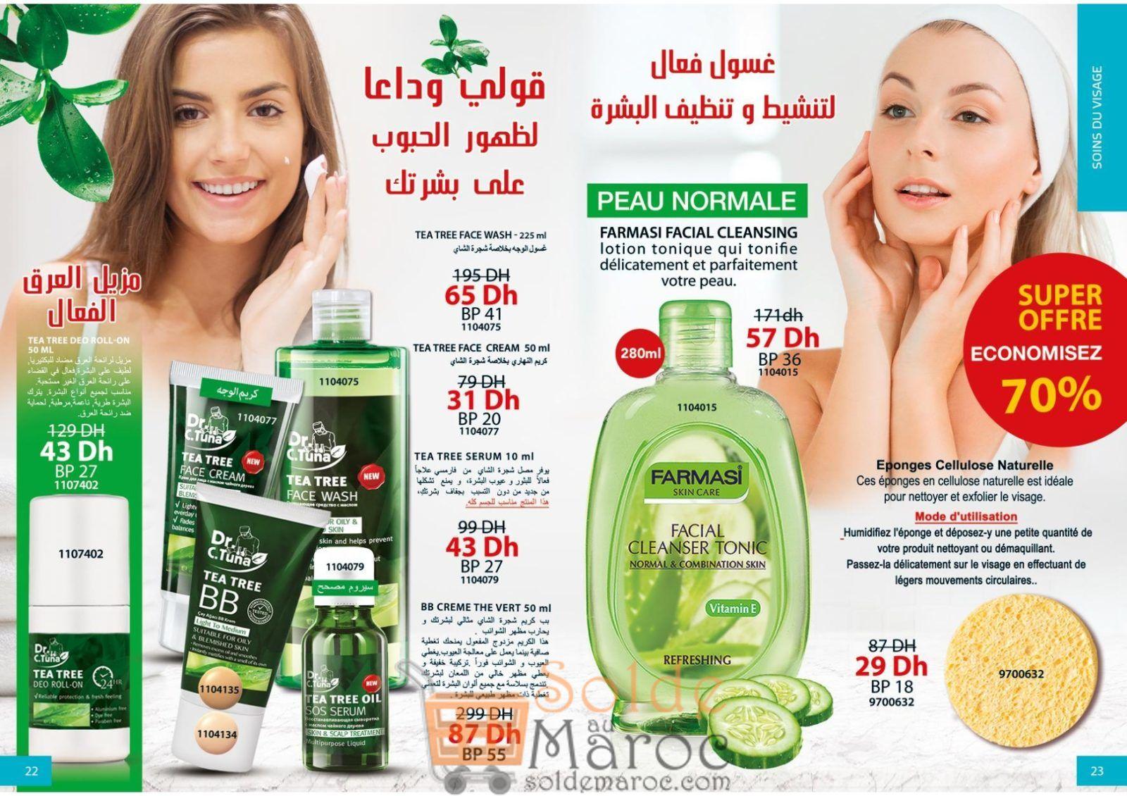 Catalogue Farmasi Maroc Novembre 2018