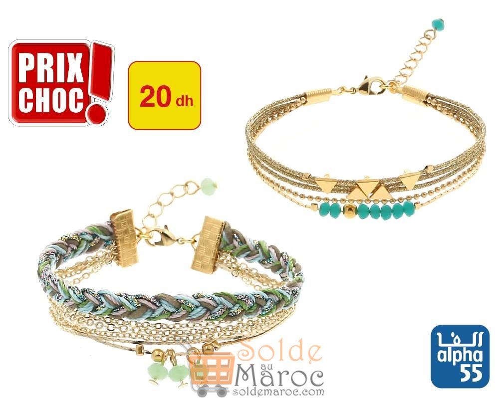 Prix Choc Alpha55 Accessoires et Bijoux