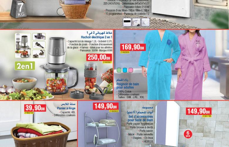 Catalogue Bim Maroc du Vendredi 2 Novembre 2018