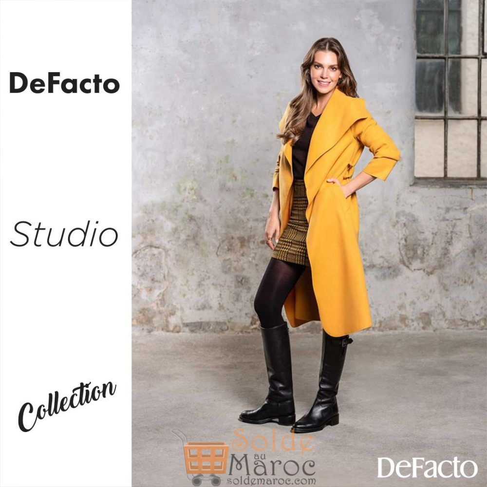 Collection Studio chez Defacto Maroc