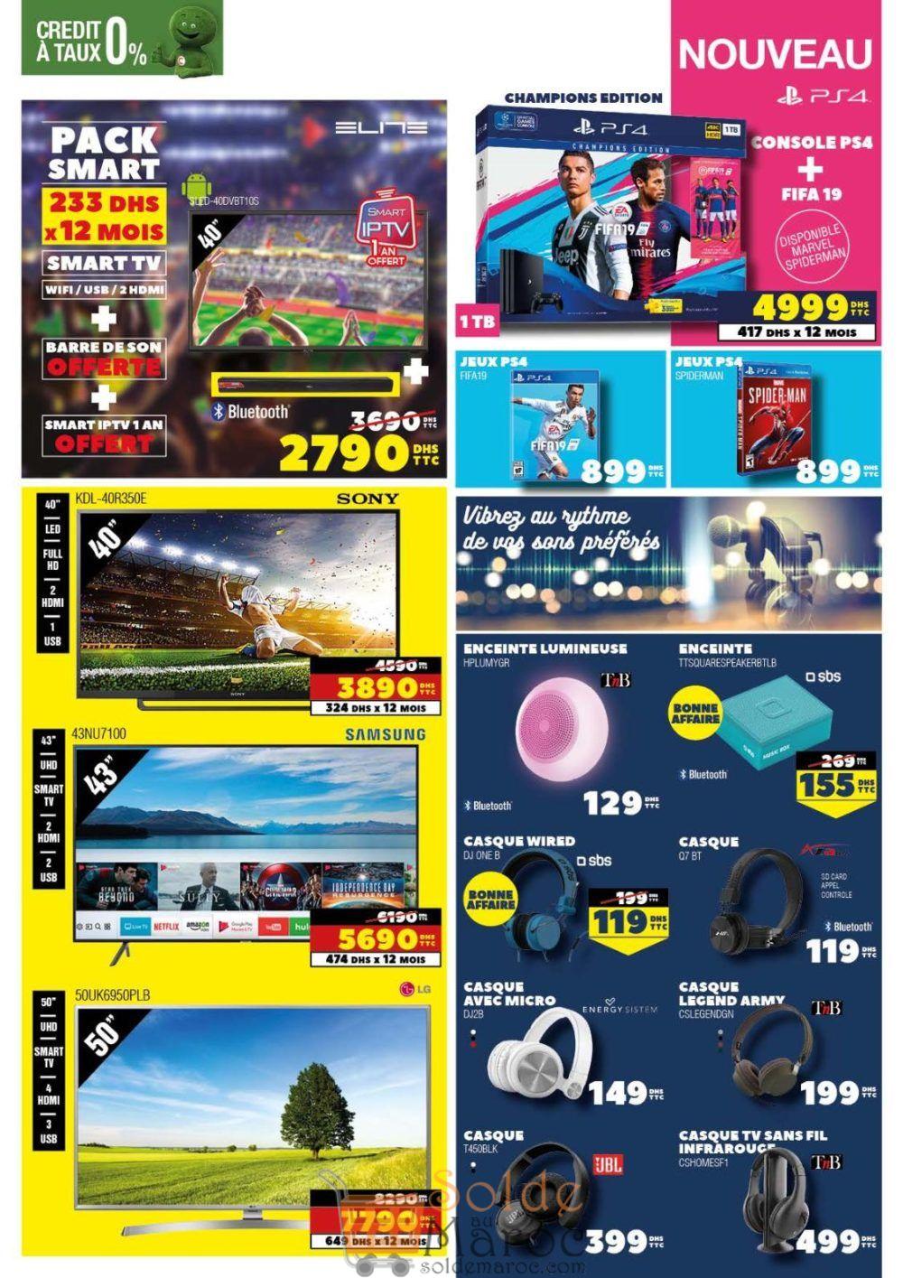 Catalogue Cosmos Electro Les Supers Deals jusqu'au 25 Novembre 2018
