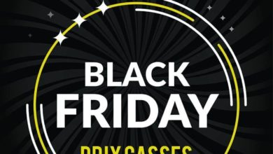 Black Friday Cozy Home Vendredi 12 Octobre 2018