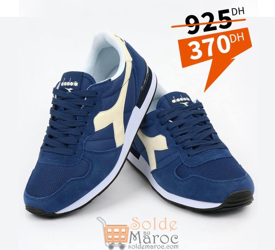 Catalogue Courir Maroc Spéciale Chaussure Diadora