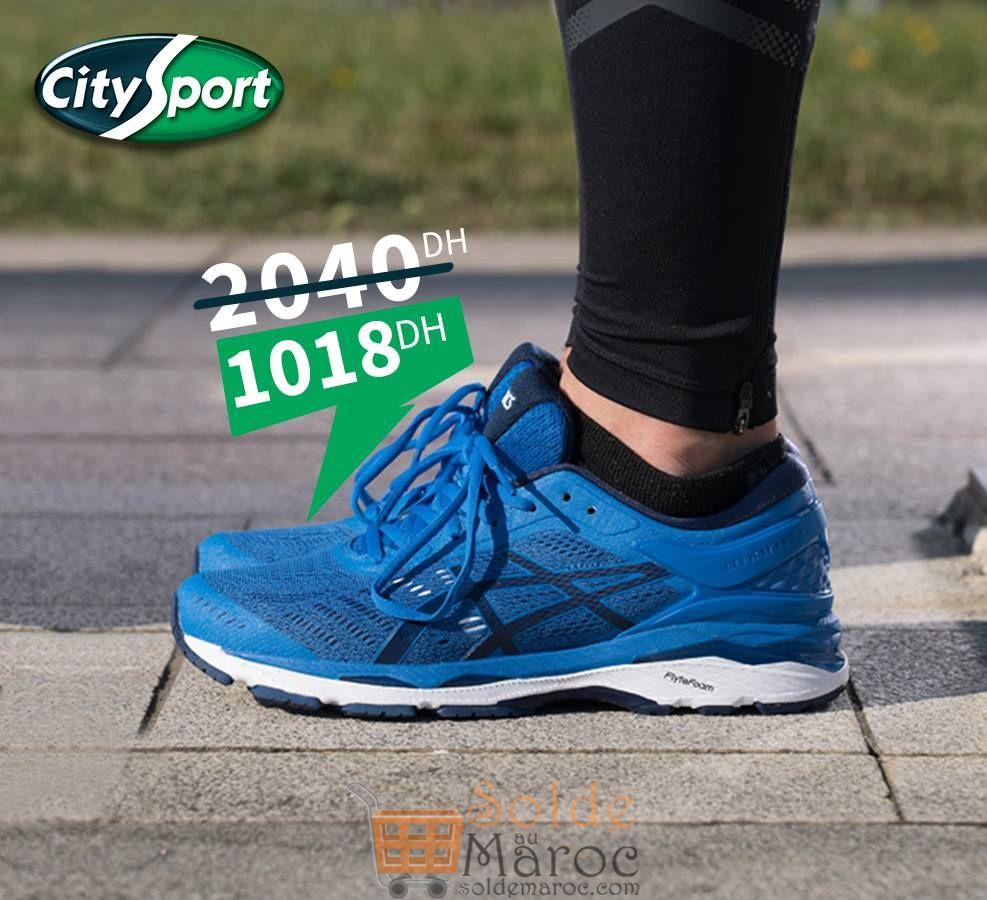 Catalogue City Sport Réduction de -50% sur la marque ASICS