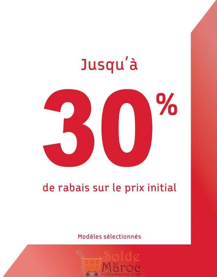 Promo CALL IT SPRING Maroc -30% sur des Modèles sélectionnés