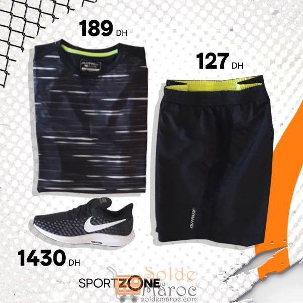 Super Offre Sport Zone Maroc Articles de fitness pour Hommes