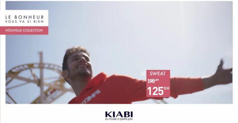 Photo of Promo Kiabi Maroc Sweat-shirt Homme 125Dhs au lieu de 190Dhs