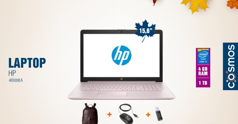 Promo Cosmos Electro Laptop HP i5 + Sac+ Souris + USB 5990Dhs au lieu de 6490Dhs