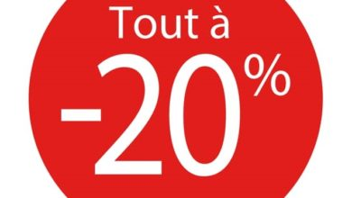 Promo OKAÏDI Maroc Tout à -20%