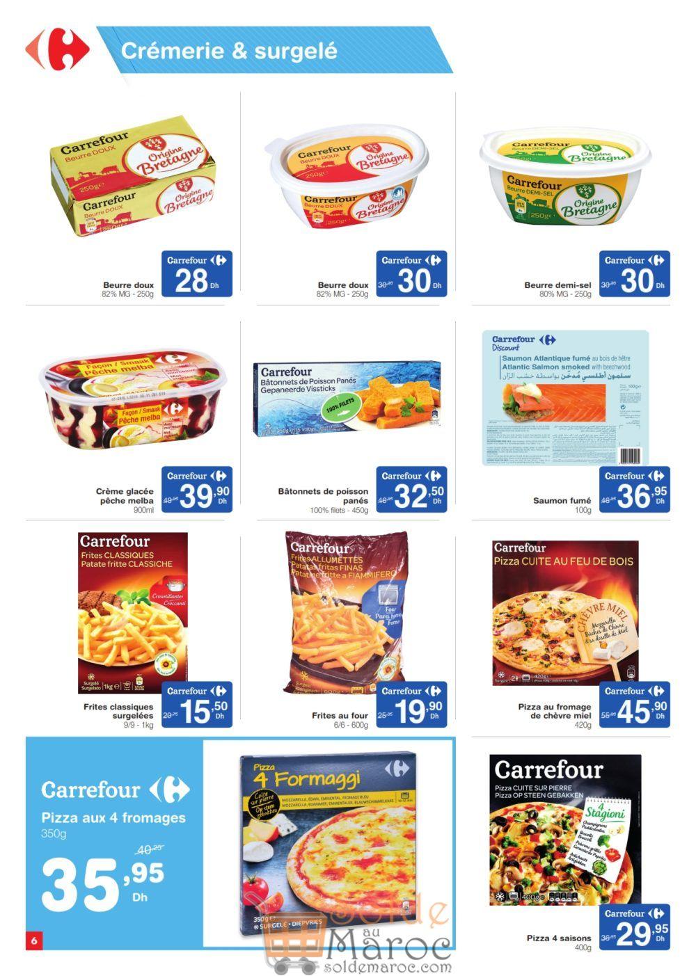 Catalogue Carrefour Market Maroc du 4 au 29 Octobre 2018