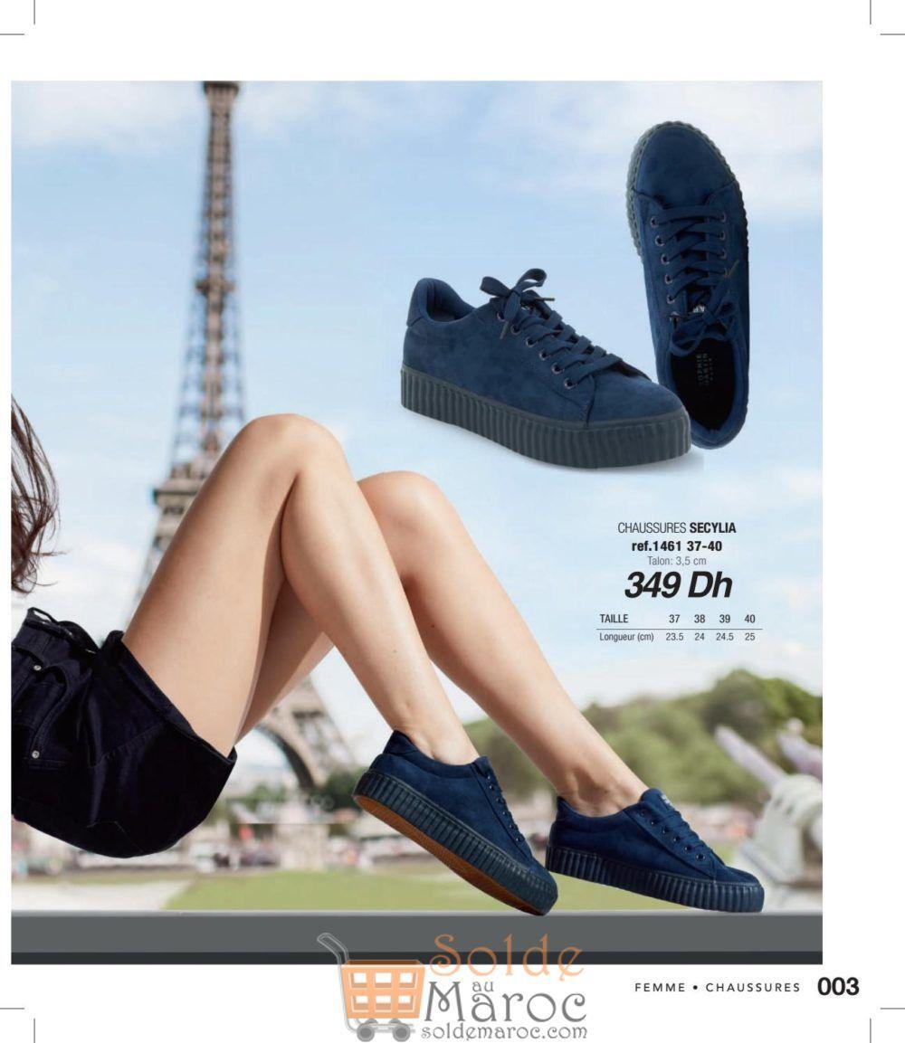 Catalogue Sophie Paris Maroc Novembre 2018