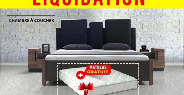 Photo of Liquidation Electro Bousfiha Chambre à coucher + Matelas gratuit