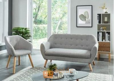 Photo of Promo Azura Home CANAPÉ 2 PLACES + FAUTEUIL DORIS 4490Dhs au lieu de 5900Dhs