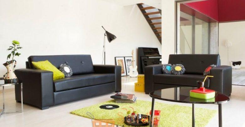 Promo Azura Home CANAPÉ 3+2 PLACES ELISIR 3990Dhs au lieu de 4990Dhs