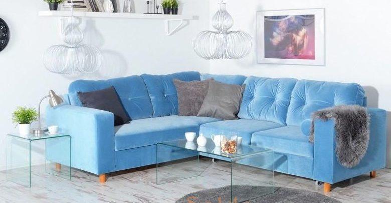 Photo of Promo Azura Home CANAPÉ D'ANGLE VALDYNA 5990Dhs au lieu de 8990Dhs