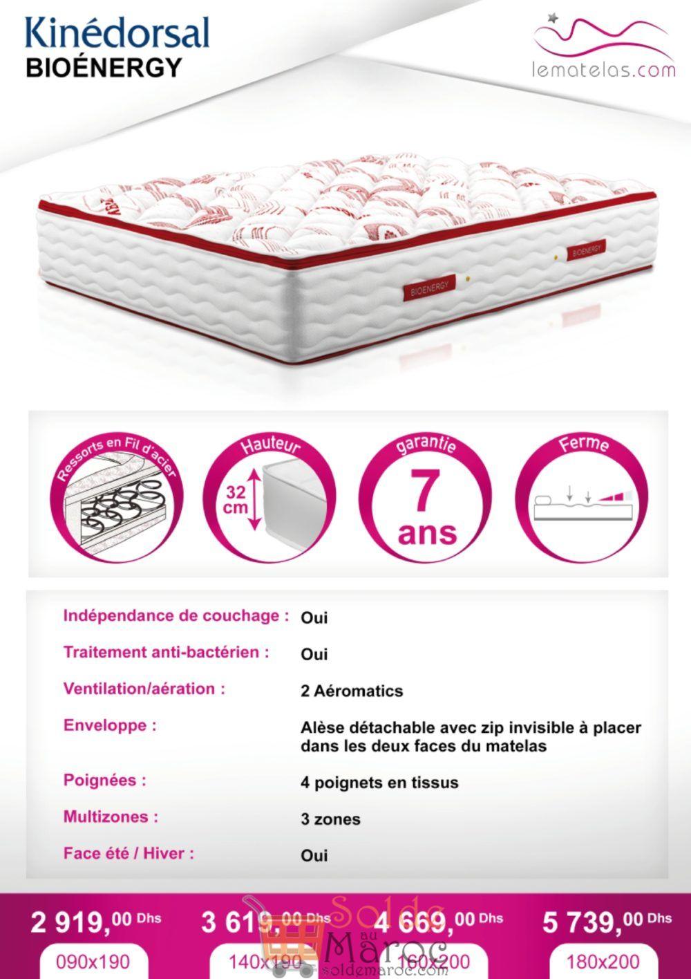Catalogue Lematelas 2018