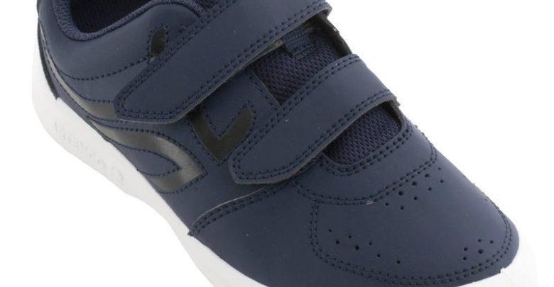 Photo of Prix en baisse Decathlon Maroc Chaussures Enfant Ts100 Grip Bleu Artengo 89Dhs