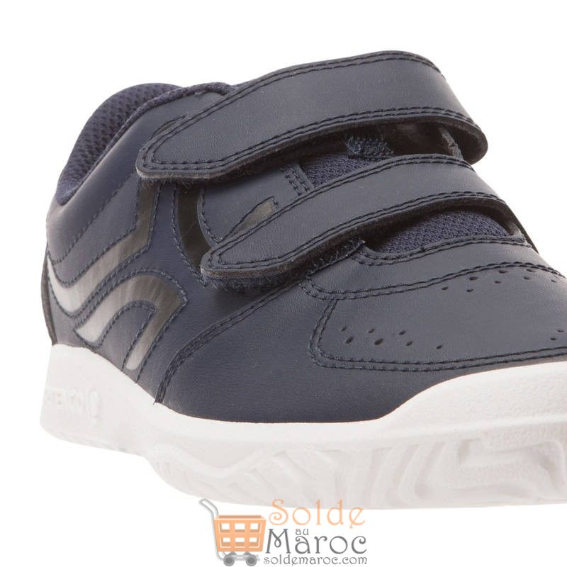 Prix en baisse Decathlon Maroc Chaussures Enfant Ts100 Grip Bleu Artengo 89Dhs
