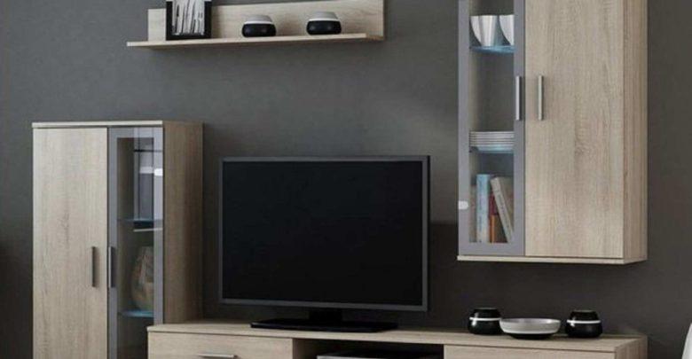 Photo of Promo Azura Home ENSEMBLE MEUBLE TV DARA 2950Dhs au lieu de 3290Dhs