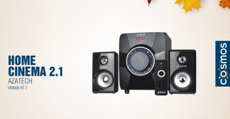 Promo Cosmos Electro Home Cinema AZATECH 309Dhs au lieu de 359Dhs