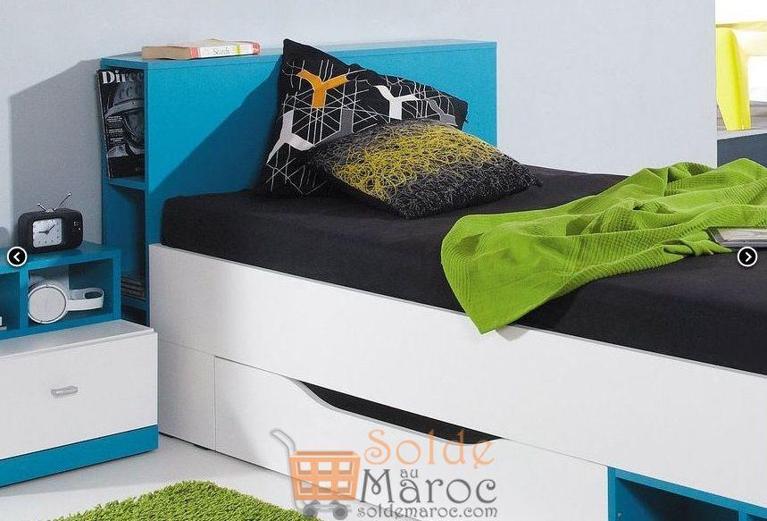 Soldes Azura Home LIT MOBI 1590Dhs au lieu de 3295Dhs